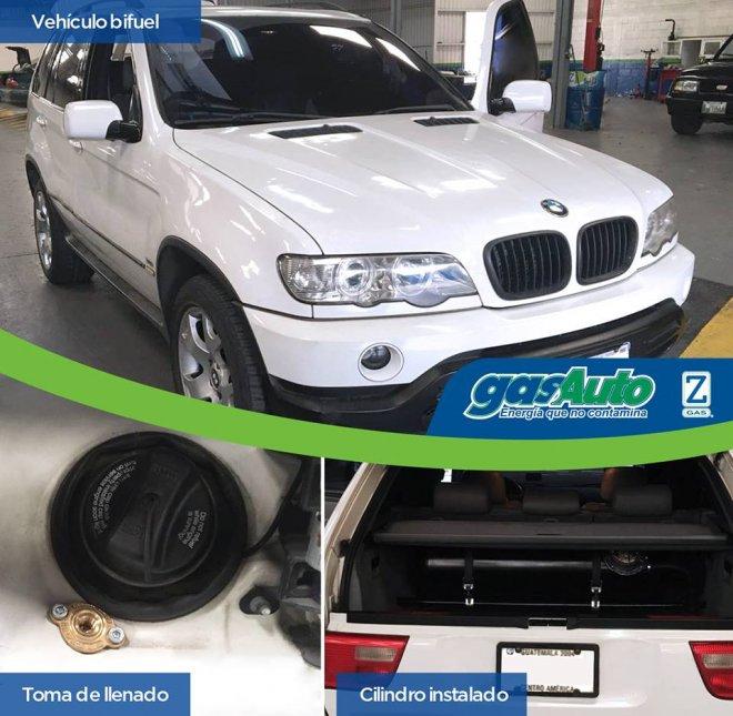 6 cilindros BMW X5