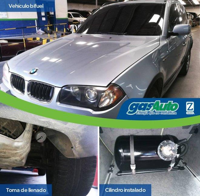 6 cilindros BMW