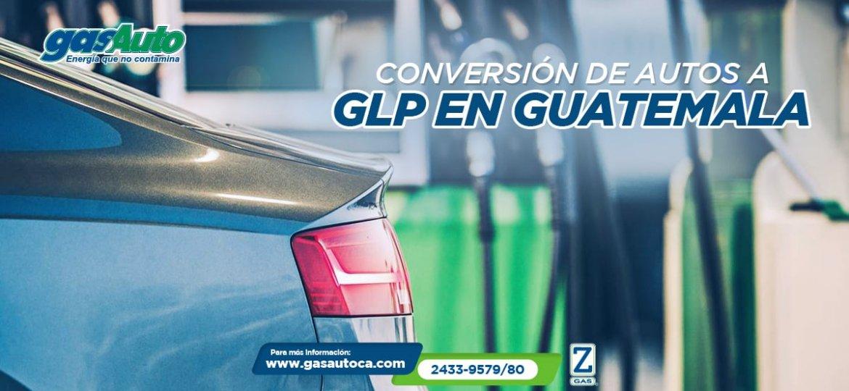 Conversión de Vehículos a GLP en Guatemala.